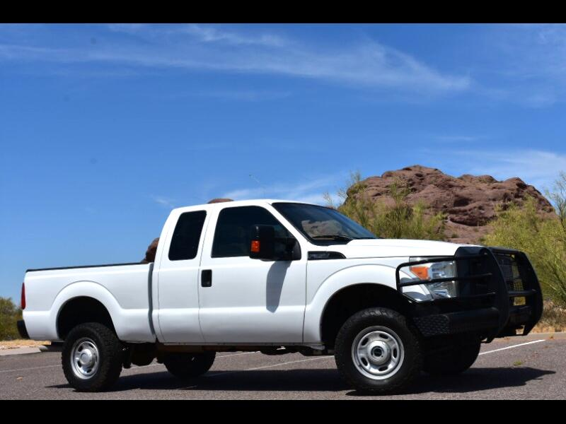 2015 Ford F-350 SD XL SuperCab 4WD