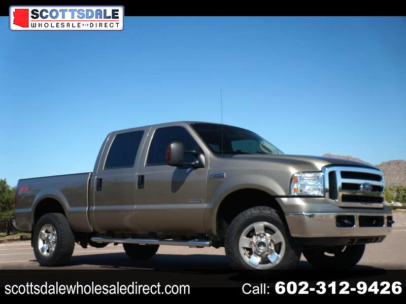 Ford F-250 SD XLT Crew Cab Short Bed 4WD 2006
