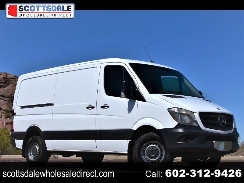 Mercedes-Benz Sprinter 2500 High Roof 144-in. WB 2014