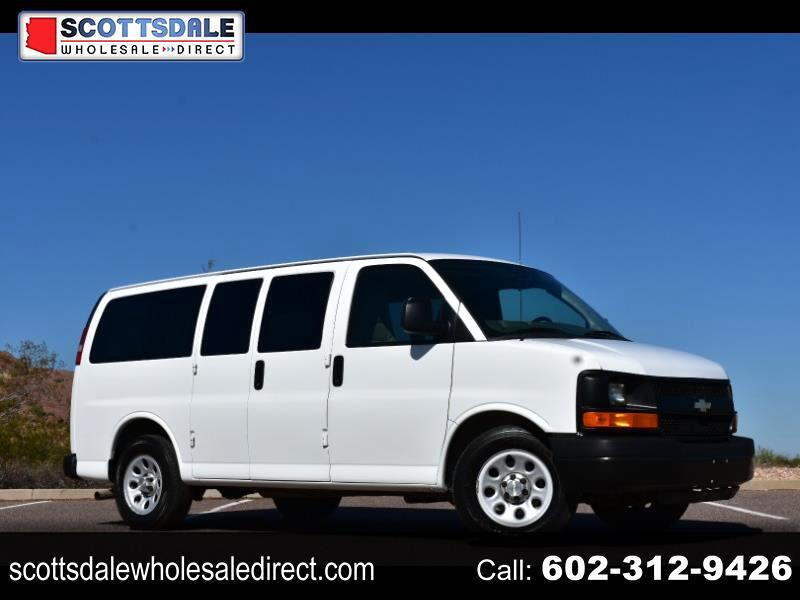 2012 Chevrolet Express 1500 LS