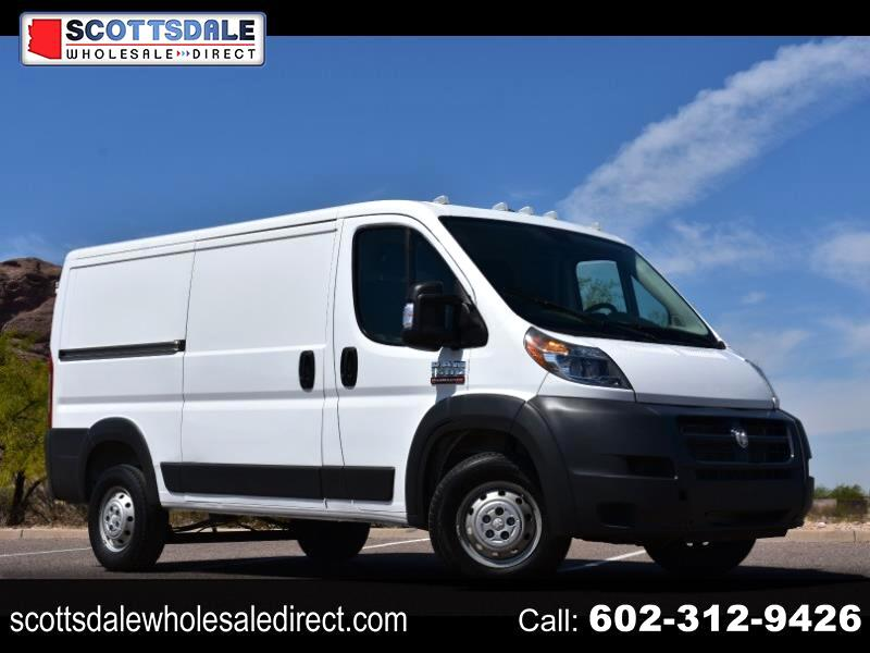 RAM Promaster 1500 Low Roof Tradesman 136-in. WB 2014