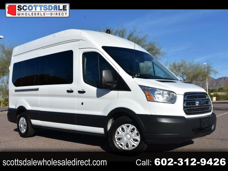 Ford Transit 350 Wagon High Roof XLT w/Sliding Pass. 148-in. WB 2015
