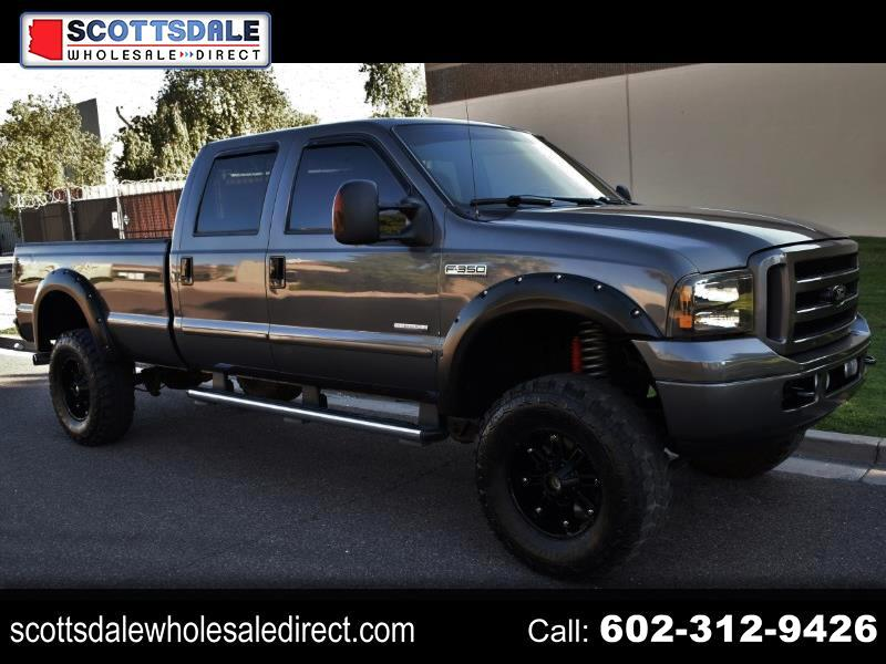 Ford F-350 SD XLT Crew Cab Long Bed 4WD 2005