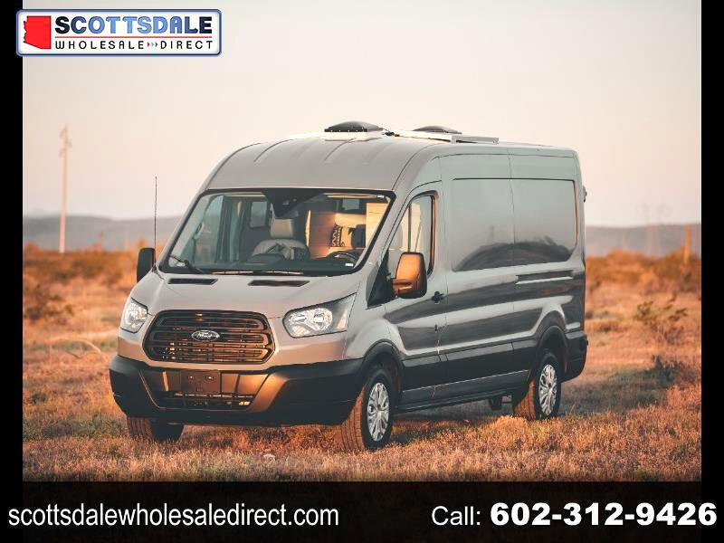 Ford Transit 250 Van Med. Roof w/Sliding Pass. 148-in. WB 2019