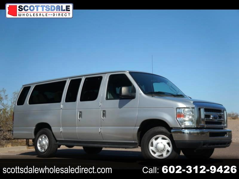 Ford Econoline E-350 XLT Super Duty Extended 2012
