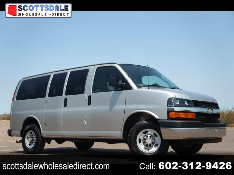 Chevrolet Express LT 2500 2011