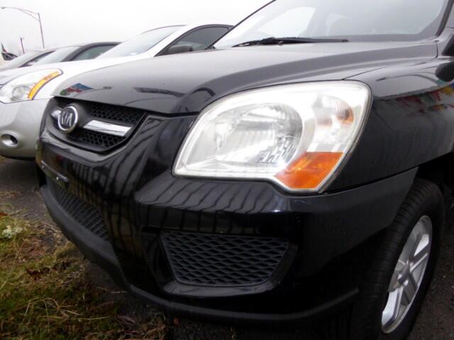2009 Kia Sportage EX V6 2WD