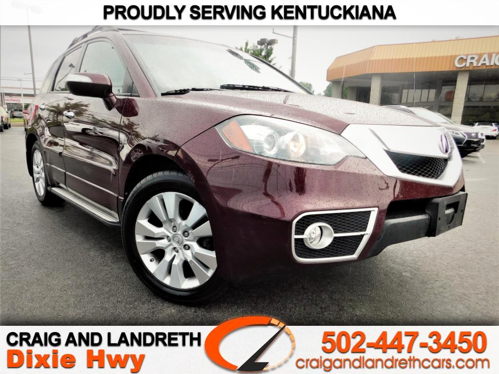 2011 Acura RDX 5-Spd AT SH-AWD with Technology Package