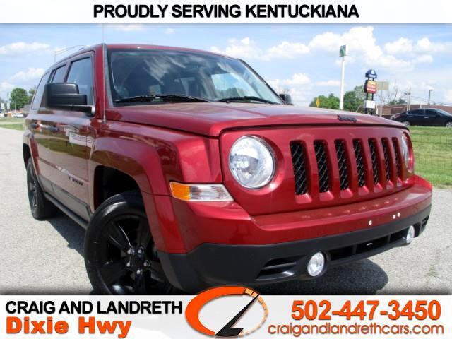 2015 Jeep Patriot Sport 2WD