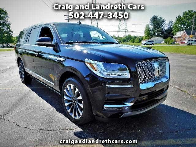 2018 Lincoln Navigator L 4WD