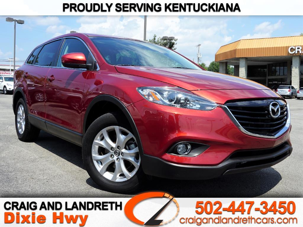 2014 Mazda CX-9 FWD 4dr Touring