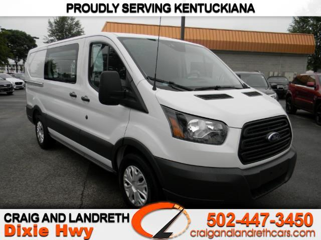 2017 Ford Transit 150 Van Low Roof w/Sliding Pass. 130-in. WB