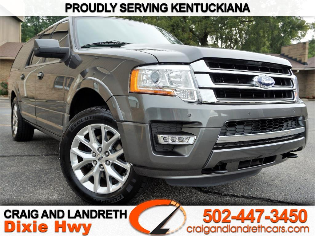 2015 Ford Expedition EL 4WD 4dr Limited