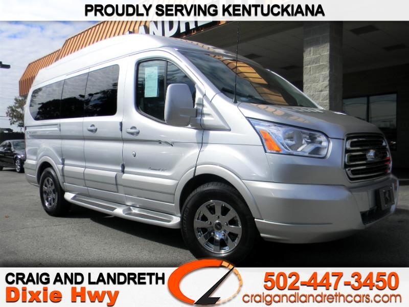 2017 Ford Transit Conversion