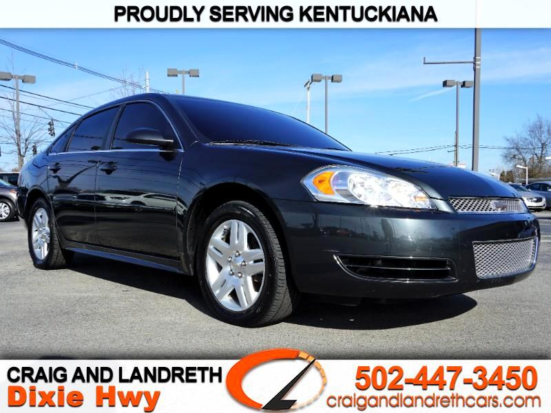 2014 Chevrolet Impala Limited 4dr Sdn LT Fleet