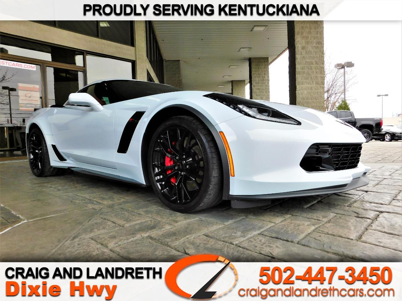 2018 Chevrolet Corvette 2LZ Z06 Coupe