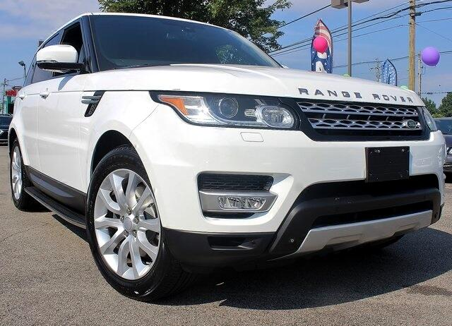 Land Rover Louisville >> Used 2015 Land Rover Range Rover Sport Se For Sale In Louisville Ky