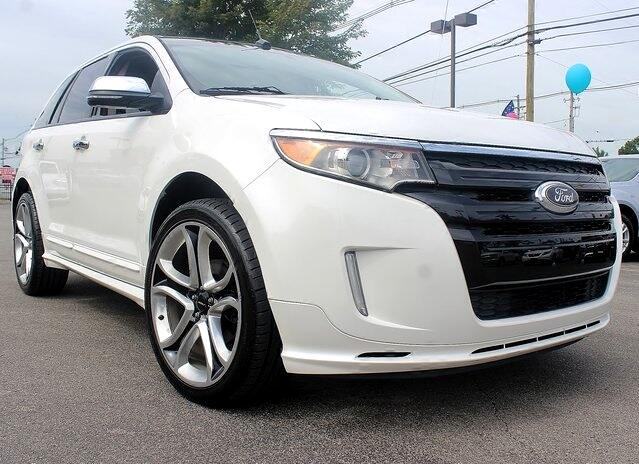 2014 Ford Edge Sport AWD
