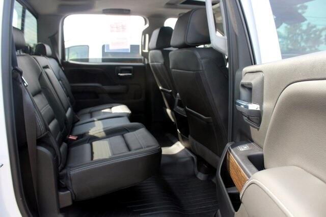 GMC Sierra 2500HD Denali Crew Cab 4WD 2019