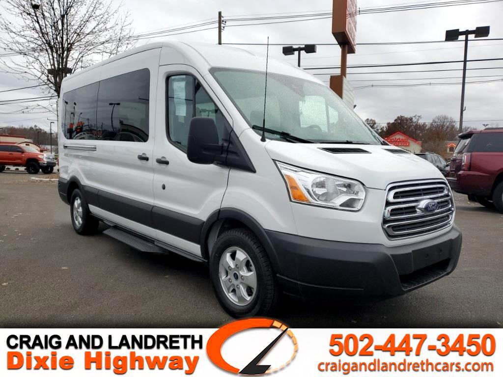 Ford Transit 350 Wagon Med. Roof XL w/Sliding Pass. 148-in. WB 2019