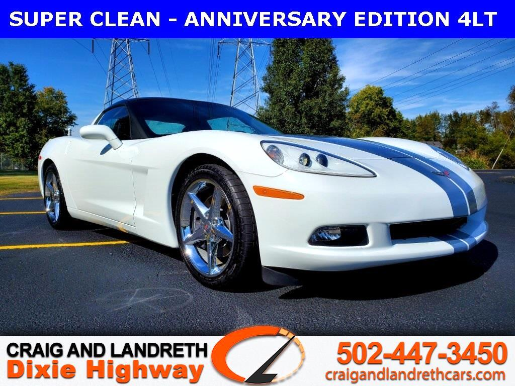 Chevrolet Corvette 60th Anniversary 2013