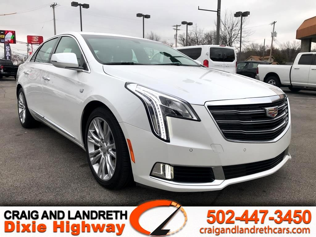 Cadillac XTS Luxury AWD 2019