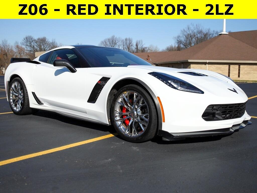 Chevrolet Corvette 2LZ Z06 Coupe 2016