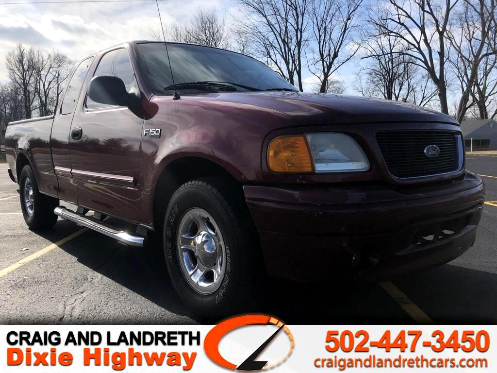 Ford F-150 XLT SuperCab Long Bed 2WD 2004
