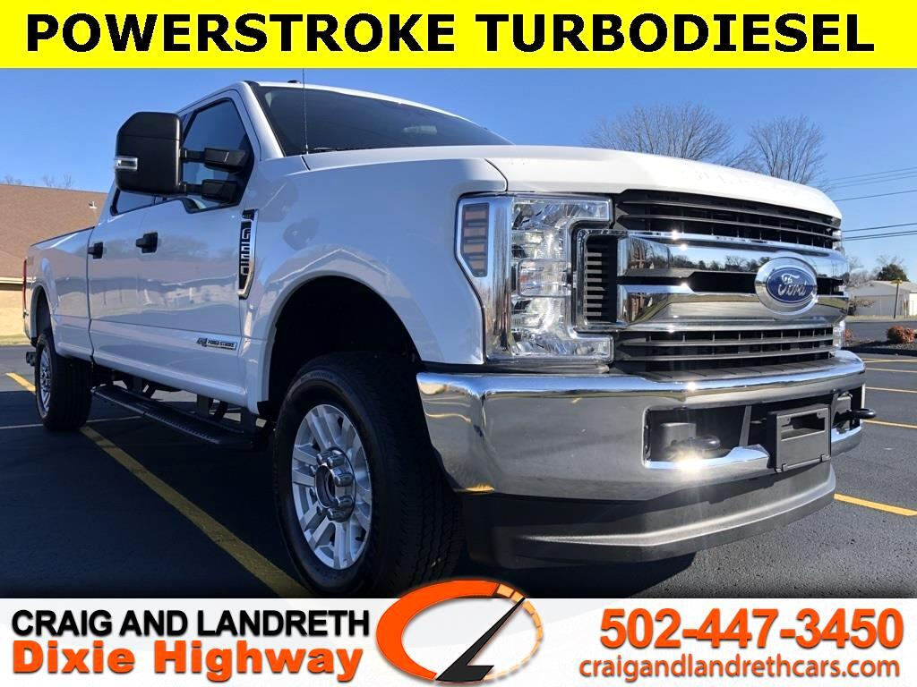 Ford F-250 SD XLT 4WD 2019
