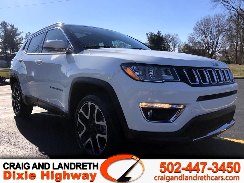 Jeep Compass Limited 4WD 2018
