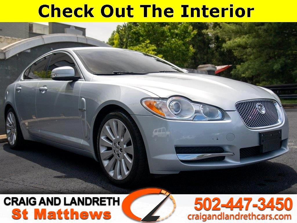 Jaguar XF-Series Luxury 2009