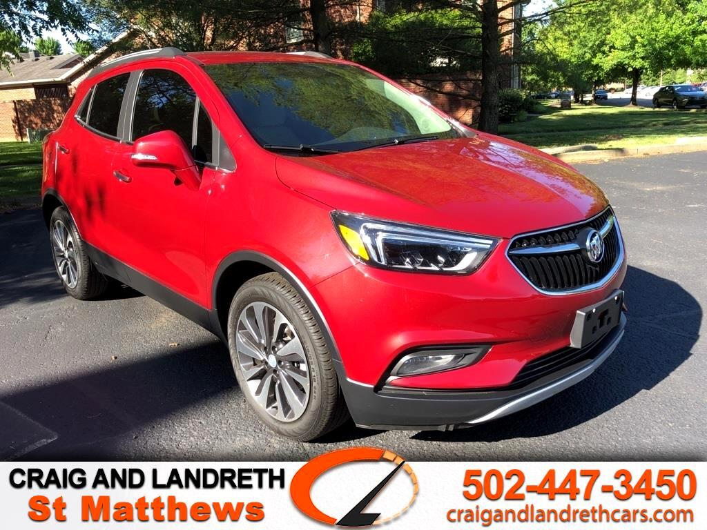 Buick Encore Essence FWD 2019