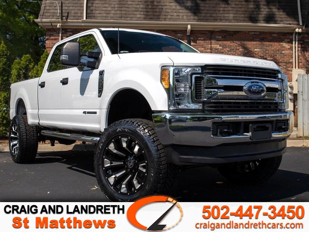 Ford F-250 SD XLT 4WD 2017