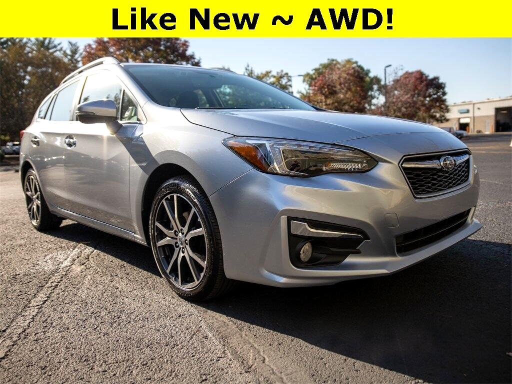 Subaru Impreza Limited 4D Wagon at 2019