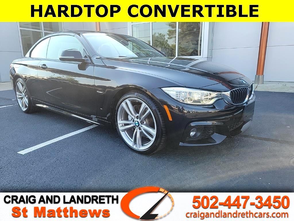 BMW 4 Series 435i 2D Convertible 2016