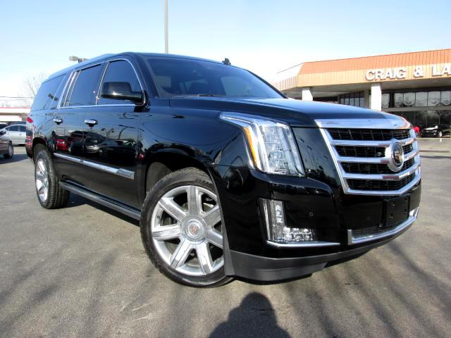 2015 Cadillac Escalade ESV ESV Premium 4WD