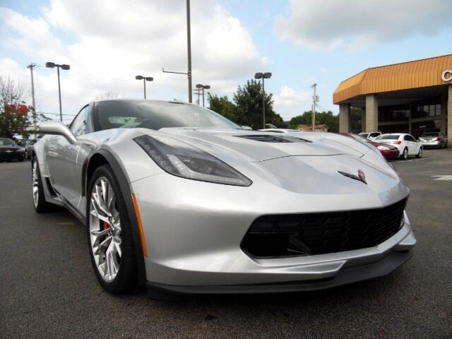 2015 Chevrolet Corvette 2LZ Z06 Coupe