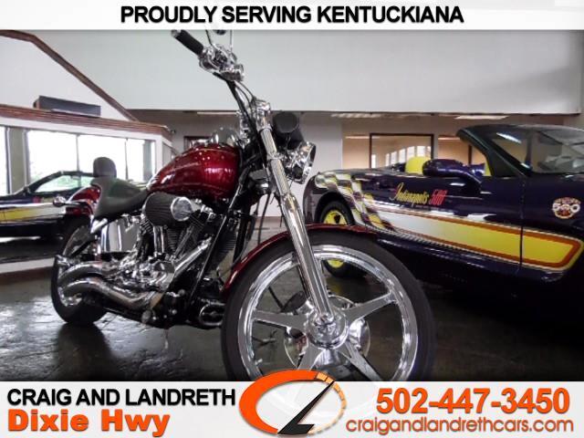 2004 Harley-Davidson FXSTDI Softail Duece