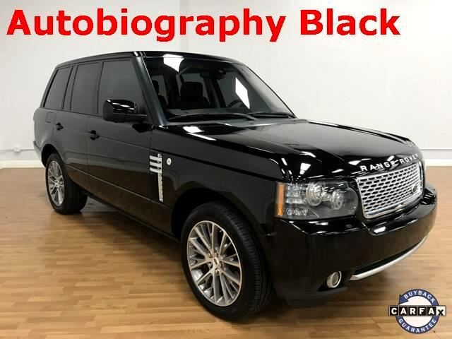2011 Land Rover Range Rover Autobiography