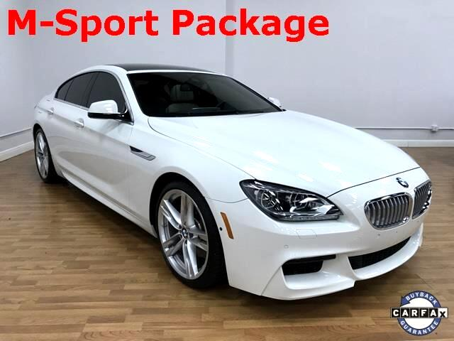 2013 BMW 6-Series 650i M-Sport Grand Coupe