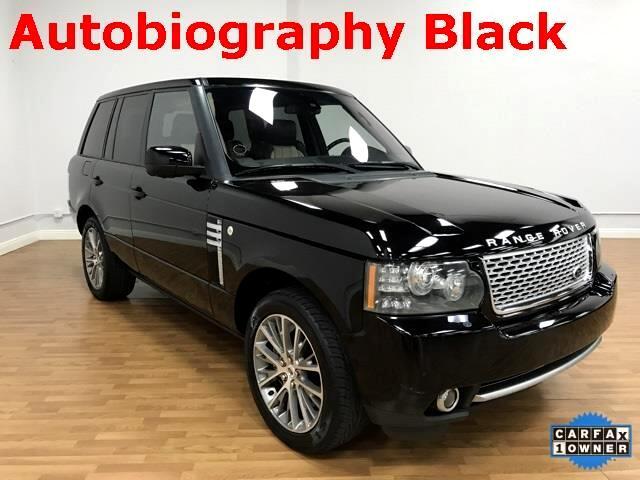 2011 Land Rover Range Rover Autobiography