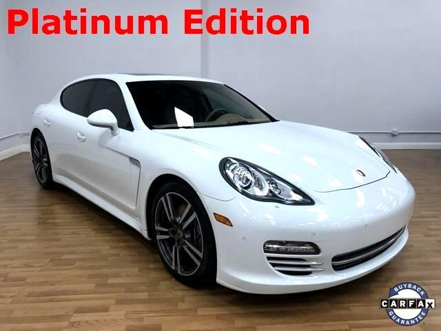 2013 Porsche Panamera Platinum