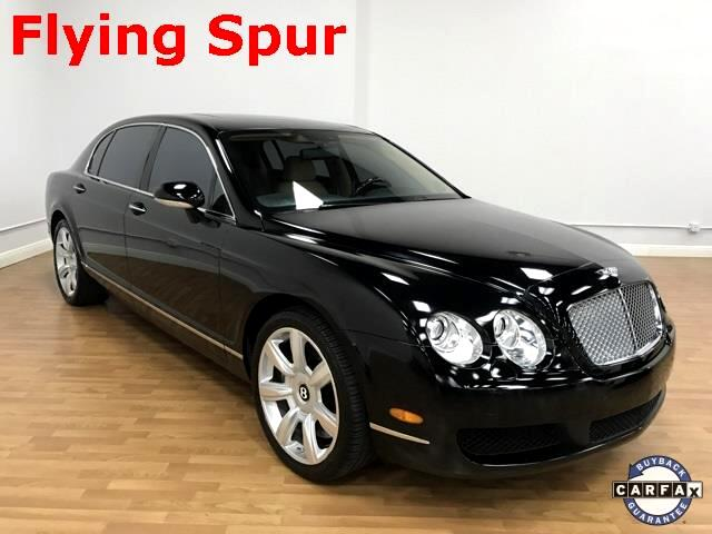 2008 Bentley Continental Flying Spur Sedan