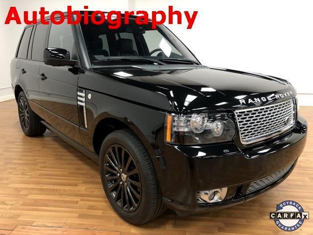 2012 Land Rover Range Rover Autobiography