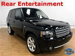 2012 Land Rover Range Rover