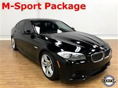 2013 BMW 5-Series