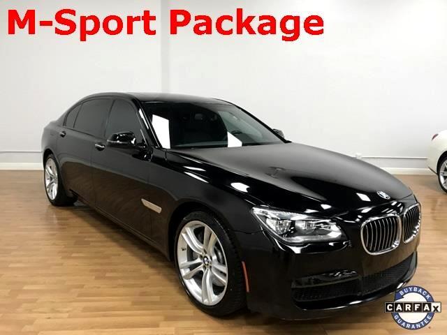 2013 BMW 7-Series 750Li Sedan