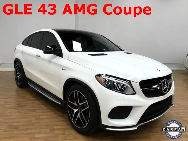 2017 Mercedes-Benz GLE Class GLE 43 AMG Coupe