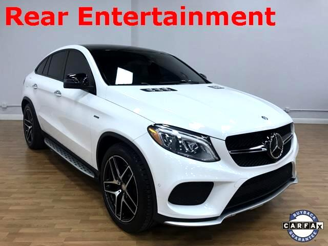 2016 Mercedes-Benz GLE Class GLE450 AMG Sport Coupe