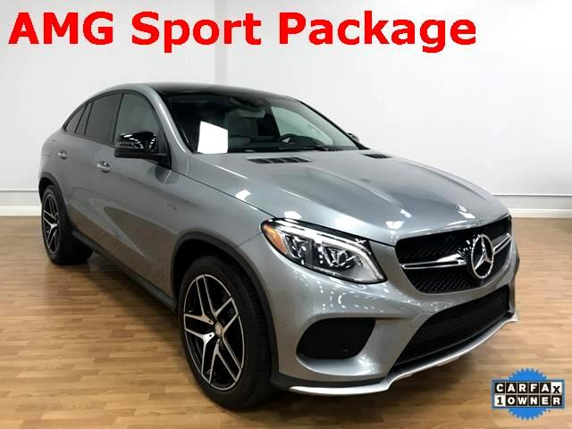 2016 Mercedes-Benz GLE Class GLE450 AMG Coupe